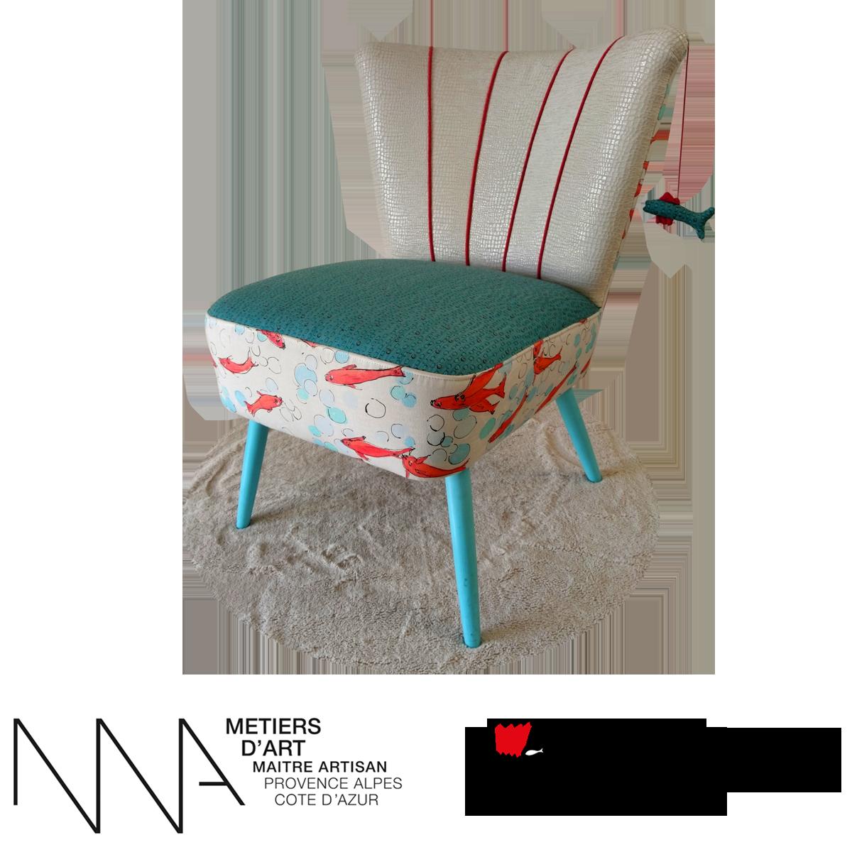 tapissier en meubles